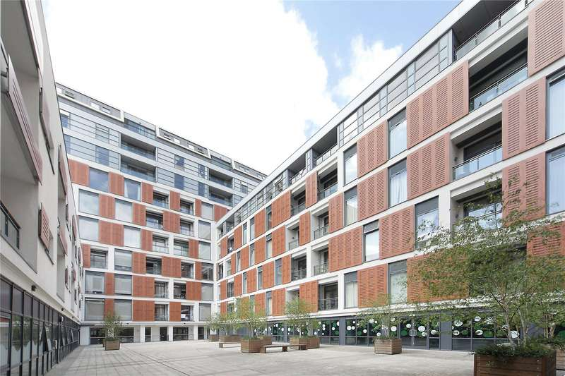 2 Bedrooms Apartment Flat for sale in Cornell Square, Nine Elms, London, SW8