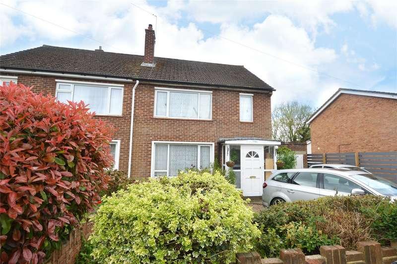 3 Bedrooms Semi Detached House for sale in Summerleaze Road, Maidenhead, Berkshire, SL6