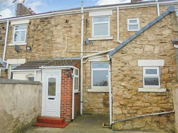 3 Bedrooms Terraced House for sale in William Street, Auckland Park, Bishop Auckland, Durham