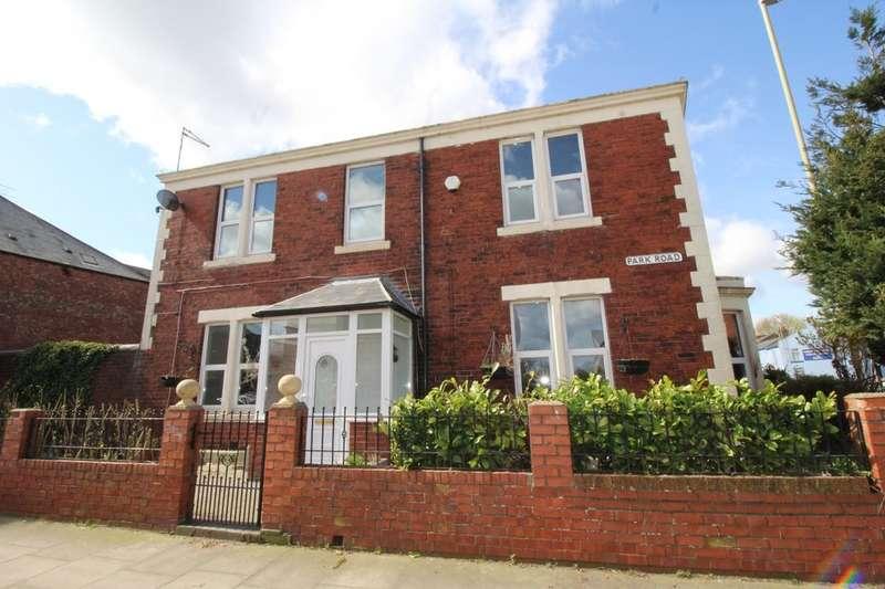 5 Bedrooms Terraced House for sale in Park Road, Hebburn, NE31