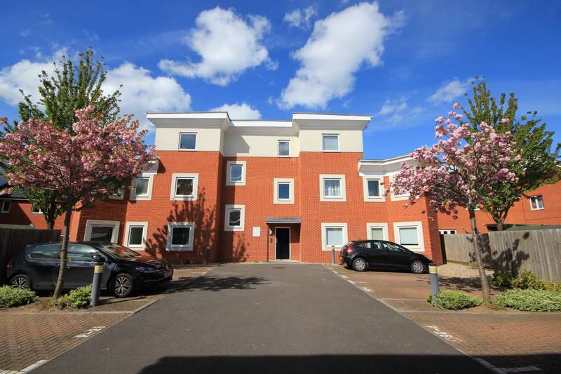 2 Bedrooms Flat for sale in Palmerston House, Kennet Island, Reading, RG2