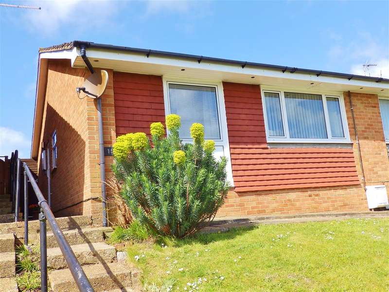 2 Bedrooms Bungalow for sale in Hazelwood Avenue, Eastbourne