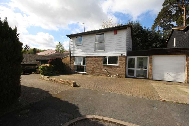 5 Bedrooms Detached House for sale in Cavendish Meads, Sunningdale