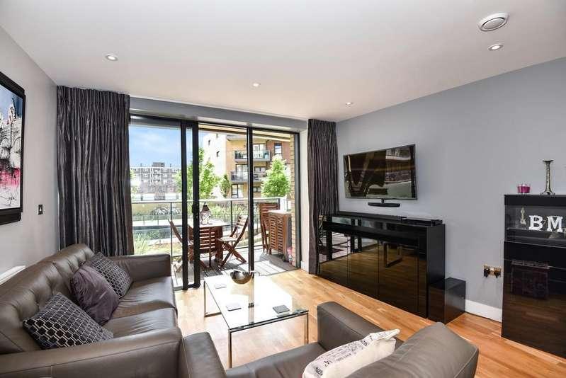 2 Bedrooms Flat for sale in Tanner Street London SE1