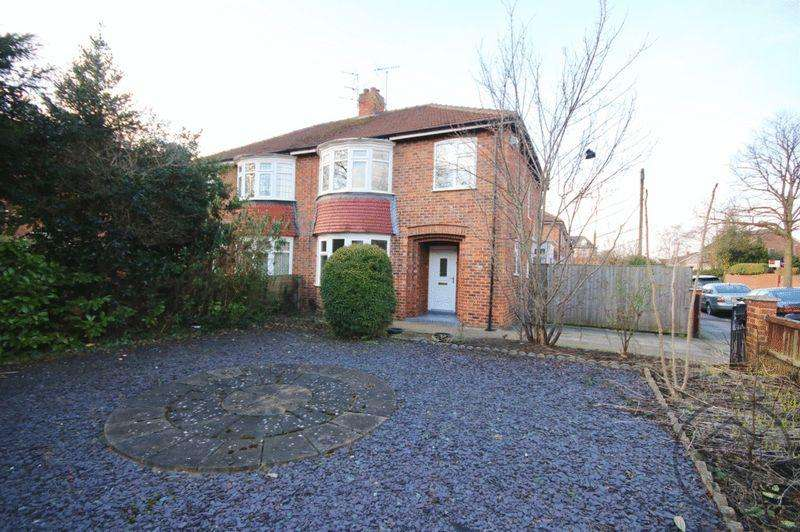 3 Bedrooms Semi Detached House for sale in Stanhope Road South, Darlington