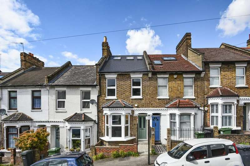 4 Bedrooms Terraced House for sale in Harvard Road, Hither Green