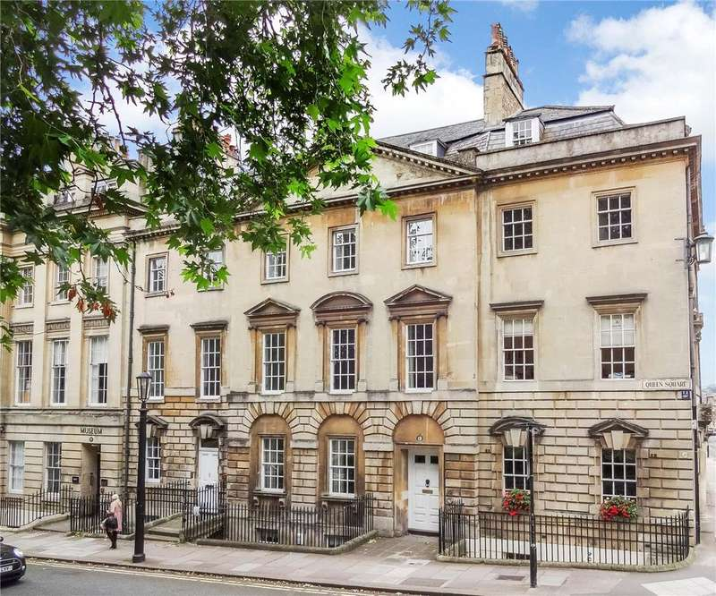 5 Bedrooms Terraced House for sale in Queen Square, Bath, Somerset, BA1