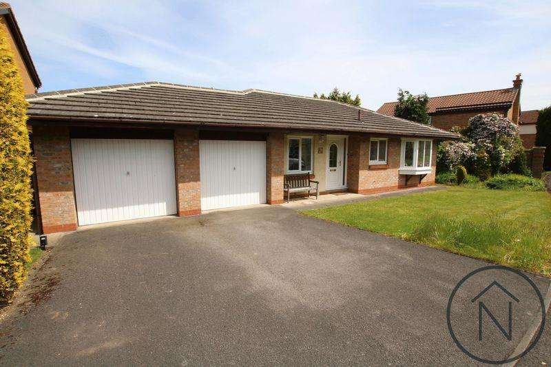 3 Bedrooms Bungalow for sale in Acle Meadows, Rushyford Grange, Newton Aycliffe