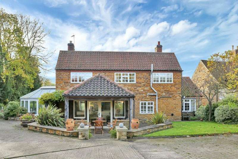 5 Bedrooms Detached House for sale in Denton, Grantham