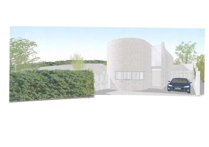 Plot Commercial for sale in Sandy Rise, Chalfont St Peter, Buckinghamshire