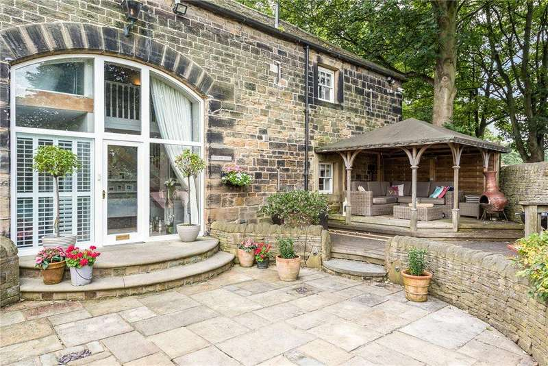 4 Bedrooms Detached House for sale in Orchard Barn, Heath, Wakefield, West Yorkshire