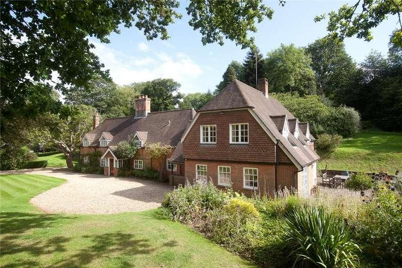 5 Bedrooms Farm Commercial for sale in Rockbourne, Fordingbridge, Hampshire, SP6