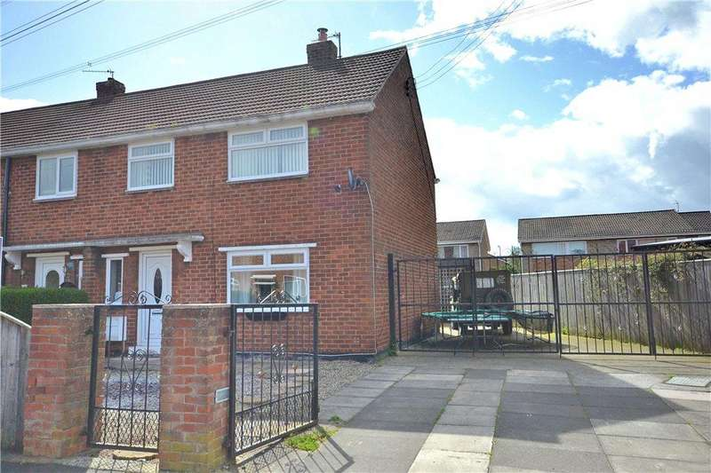 3 Bedrooms End Of Terrace House for sale in Flounders Road, Yarm, Stockton-On-Tees