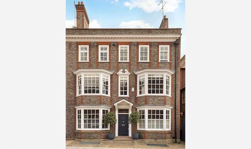 6 Bedrooms Terraced House for sale in Mulberry Walk, Chelsea, SW3
