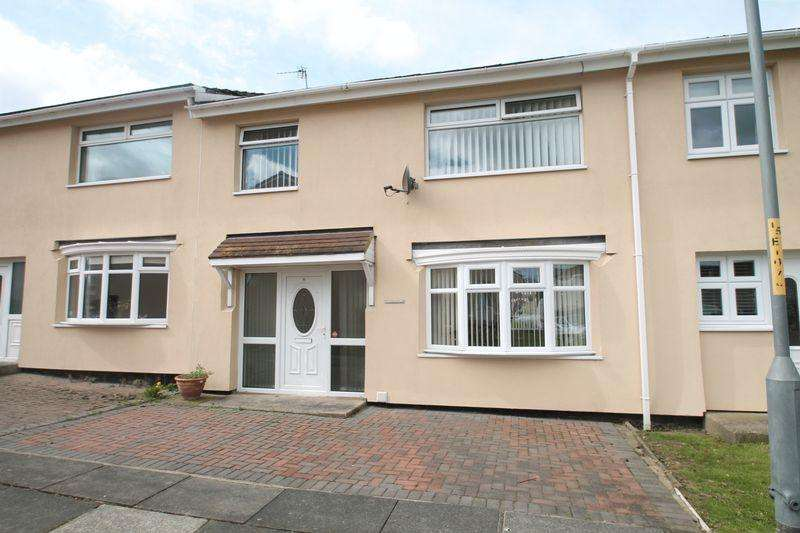 3 Bedrooms Terraced House for sale in Evesham Way, Billingham