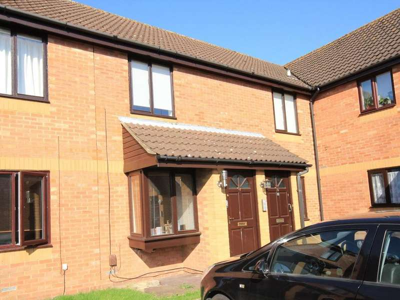 1 Bedroom Maisonette Flat for sale in The Willows, Flitwick, MK45
