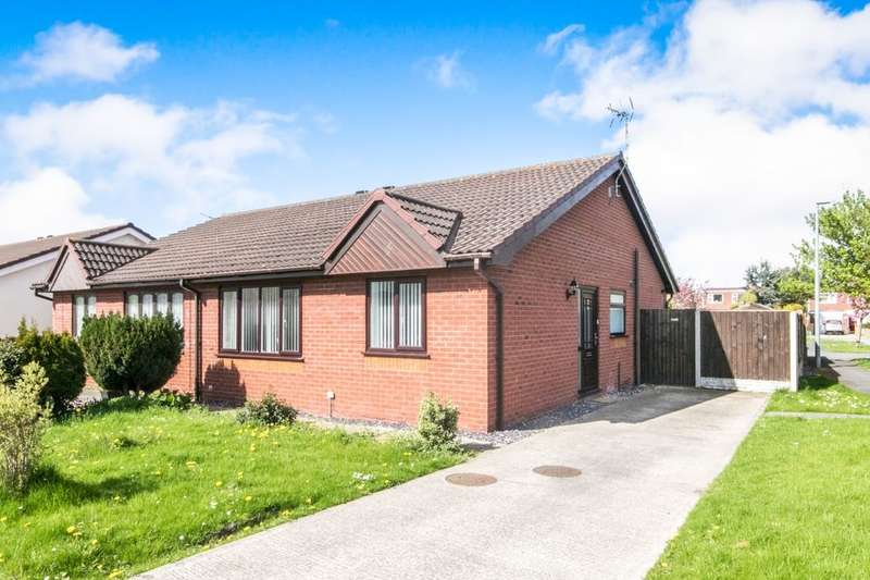 2 Bedrooms Semi Detached Bungalow for rent in Lon Eirin, Towyn, Abergele, LL22