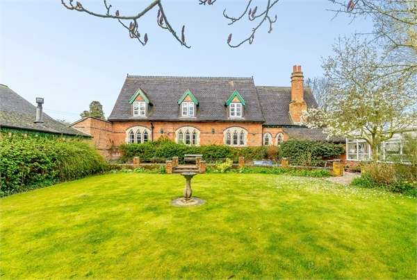 4 Bedrooms Detached House for sale in Offley Hay, Bishops Offley, Stafford