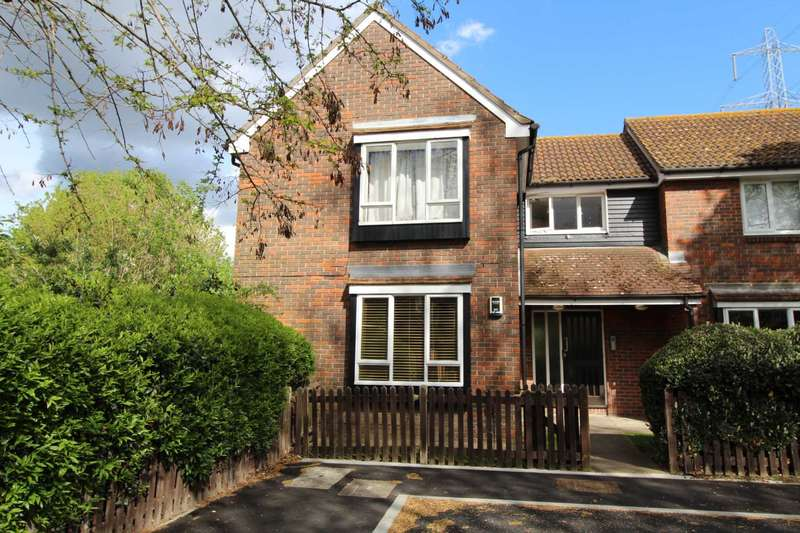 1 Bedroom Flat for sale in Chardwell Close, Beckton, E6 5RR
