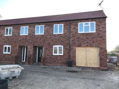4 Bedrooms Semi Detached House for sale in Park Lane, Freiston, Boston, Lincolnshire