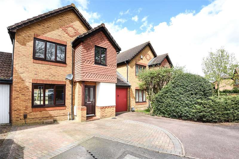 3 Bedrooms Link Detached House for sale in Worcestershire Lea, Warfield, Berkshire, RG42