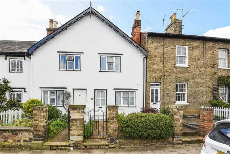 2 Bedrooms Terraced House for sale in The Grove, Bedford