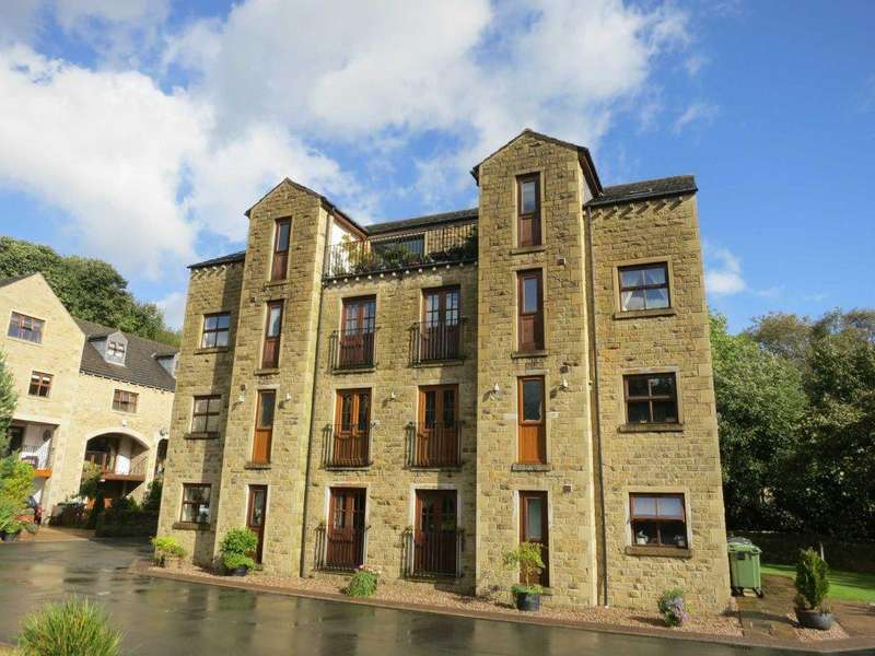 2 Bedrooms Apartment Flat for rent in Victoria Mills, Holmfirth