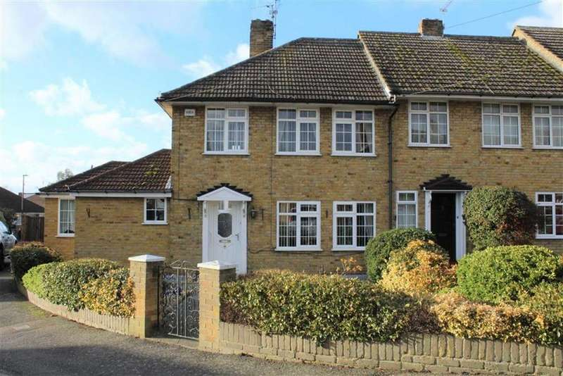 3 Bedrooms End Of Terrace House for sale in Bentley Road, Slough, Berkshire