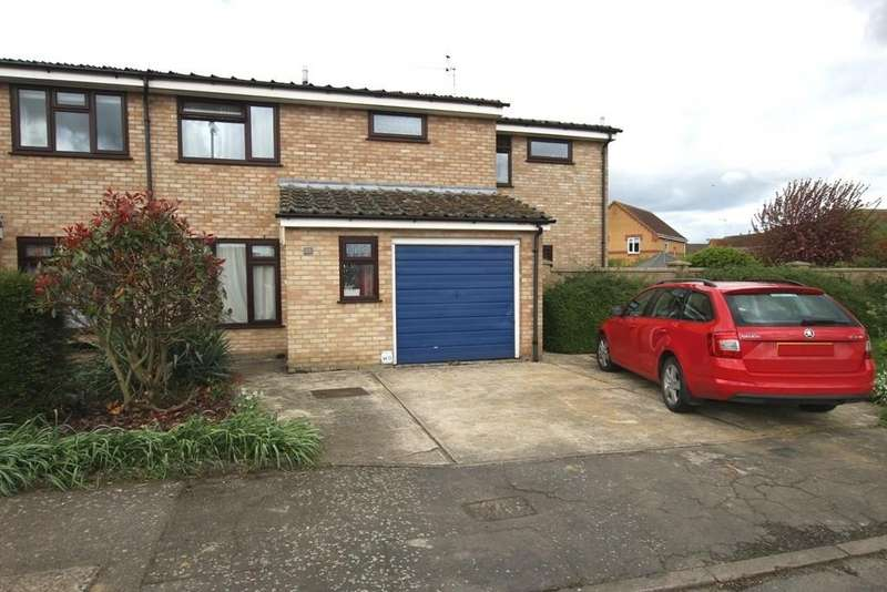 4 Bedrooms Semi Detached House for sale in Martin Close, Soham