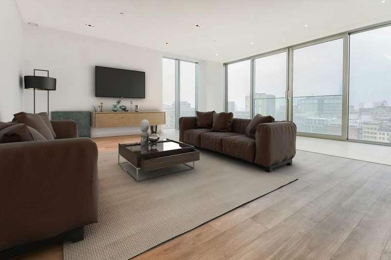 2 Bedrooms Flat for sale in Keybridge Lofts, 80 South Lambeth Road SW8