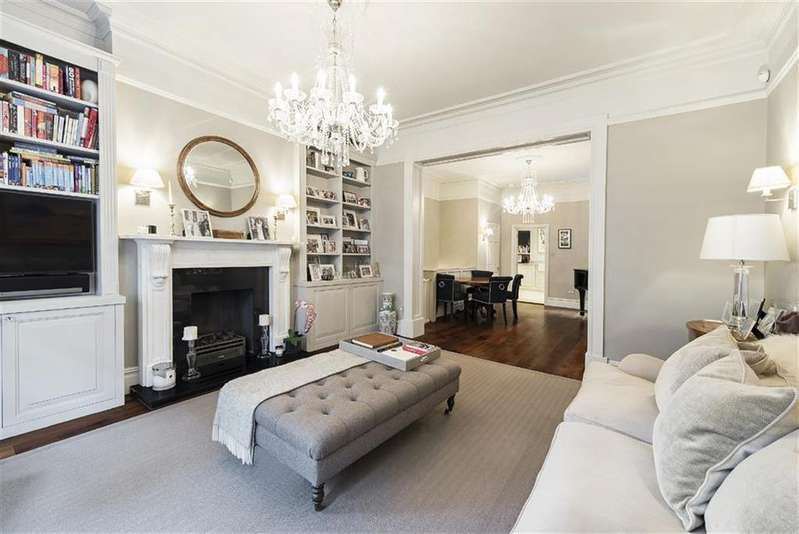 3 Bedrooms Flat for sale in Cumberland Mansions, Brown Street, Marylebone, London, W1H