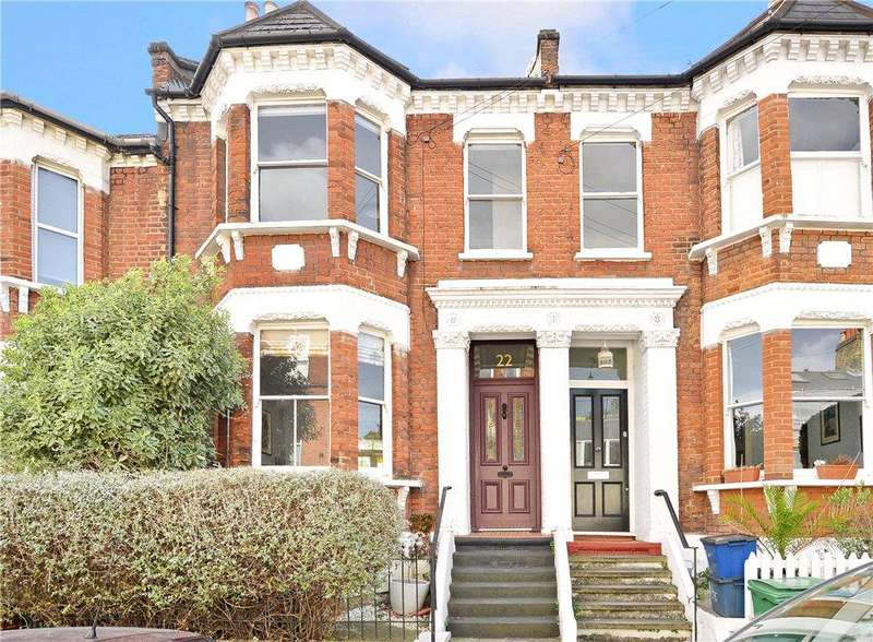 3 Bedrooms Terraced House for sale in Malfort Road, Camberwell, London, SE5