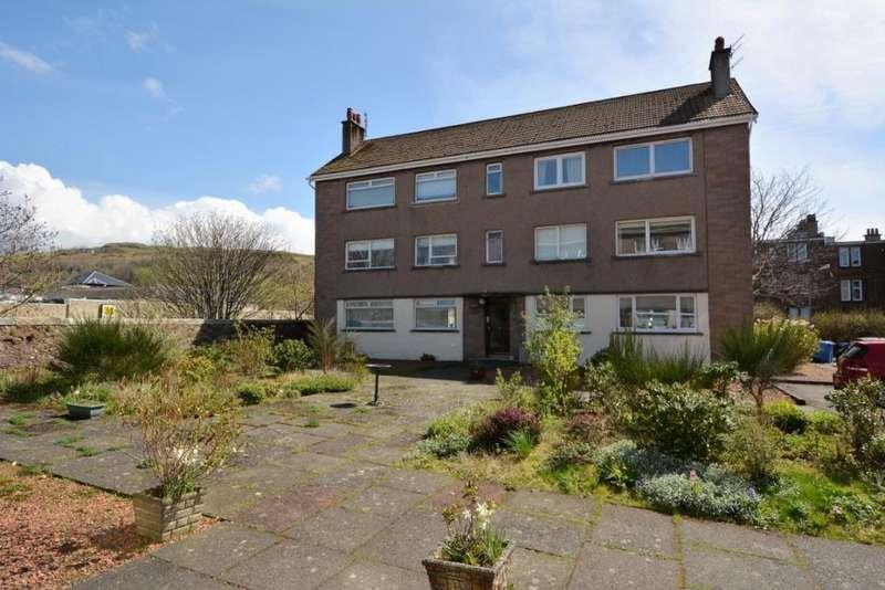 1 Bedroom Ground Flat for sale in G/L, 5 Kelburn Court, Largs, KA30 8HN