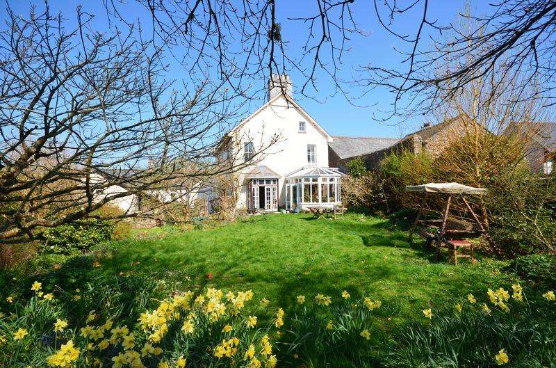 4 Bedrooms Semi Detached House for sale in Southcombe House, Chagford
