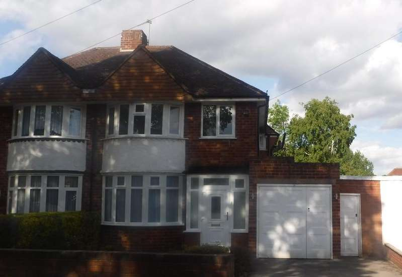 3 Bedrooms Semi Detached House for rent in Glen Rise, Kings Heath, 3 Bedroom Semi Detached