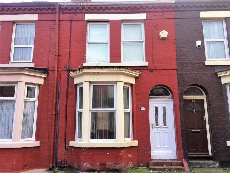 2 Bedrooms Terraced House for sale in Neston Street, Liverpool