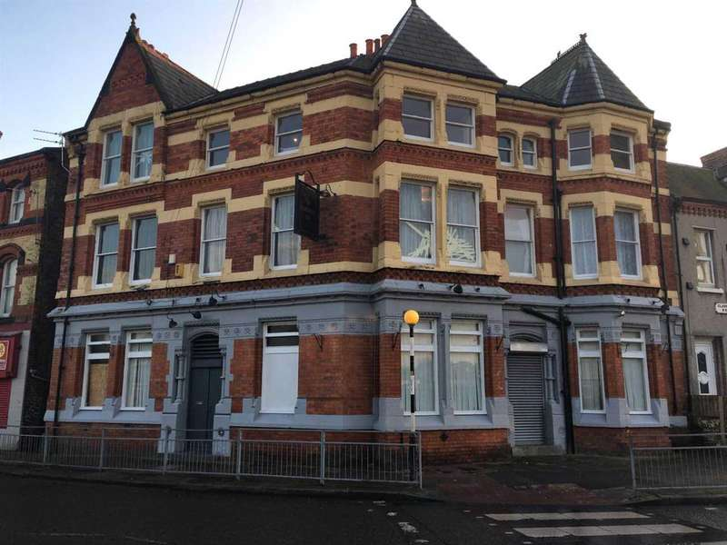 7 Bedrooms Commercial Property for sale in Sandy Road, Liverpool