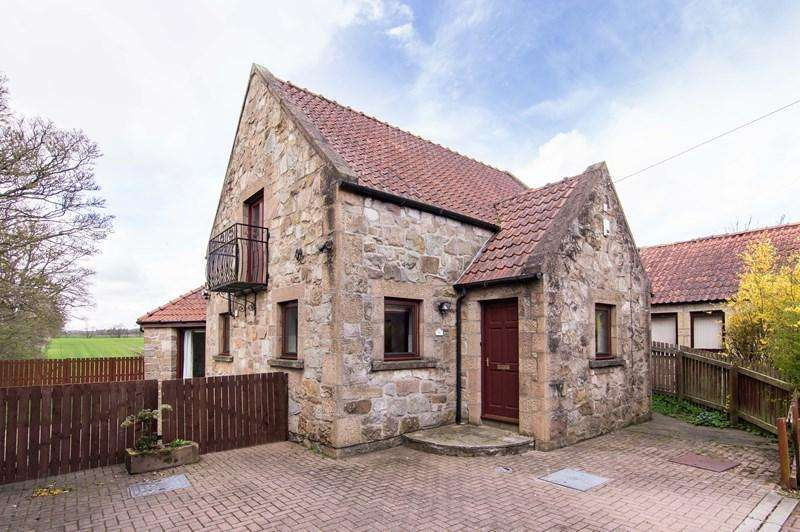 4 Bedrooms Property for sale in 5 Forkneuk Steadings Forkneuk Road, Uphall, Broxburn, West Lothian, EH52 6BQ