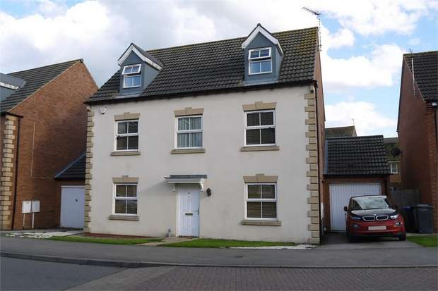 6 Bedrooms Detached House for sale in Hurlingham Road, Market Harborough, Leicestershire