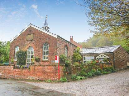 4 Bedrooms Detached House for sale in Mottram Road, Alderley Edge, Cheshire, Uk