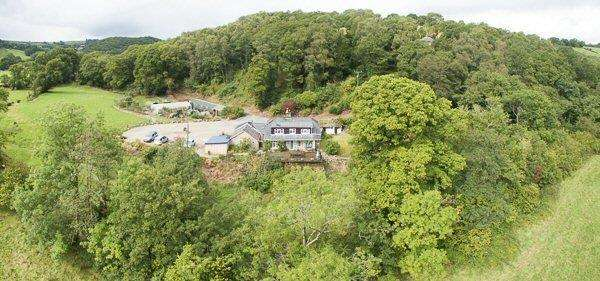 4 Bedrooms Smallholding Commercial for sale in Llainfair Road, Llandysul, Ceredigion SA44