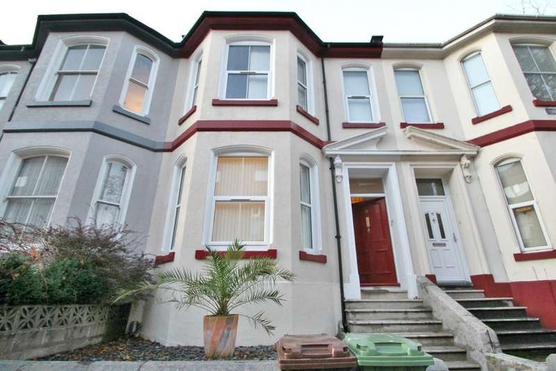 6 Bedrooms Terraced House for sale in Russell Place, Plymouth