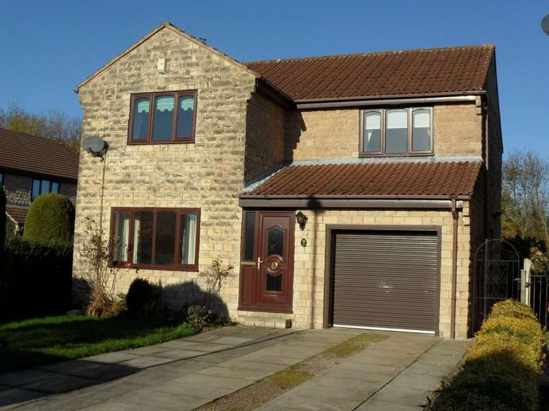 4 Bedrooms Detached House for rent in 21 Hudson Way, Tadcaster LS24 8JF