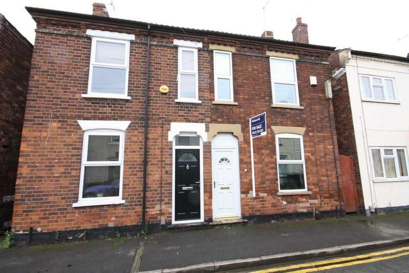 3 Bedrooms Semi Detached House for sale in Westfield Street, Lincoln