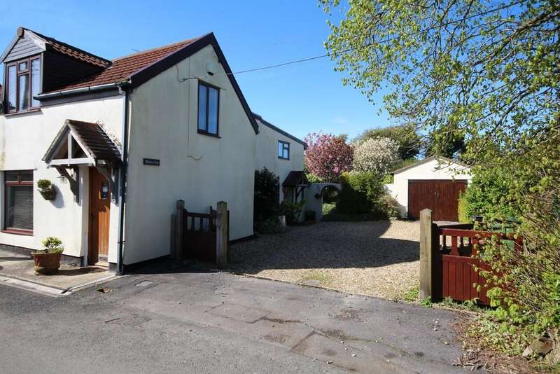 3 Bedrooms Semi Detached House for sale in Gibbet Lane, Publow