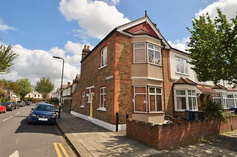 2 Bedrooms Semi Detached House for sale in Gumleigh Road, Ealing, London, W5 4UX