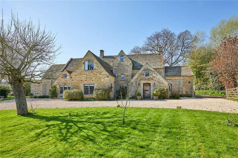 6 Bedrooms Detached House for sale in Chapel Lane, Bledington, Chipping Norton, Gloucestershire, OX7