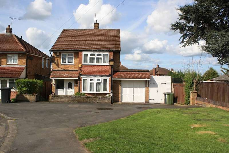 3 Bedrooms Detached House for sale in Humberstone Lane, Thumaston, Leicester LE4