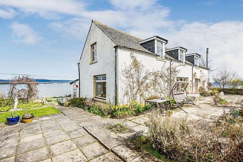 3 Bedrooms Detached House for sale in Reach Far, Jemimaville, Dingwall, IV7