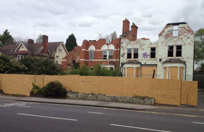 Residential Development Commercial for sale in Hagley Road, Harborne, Birmingham, West Midlands, B17 8BL